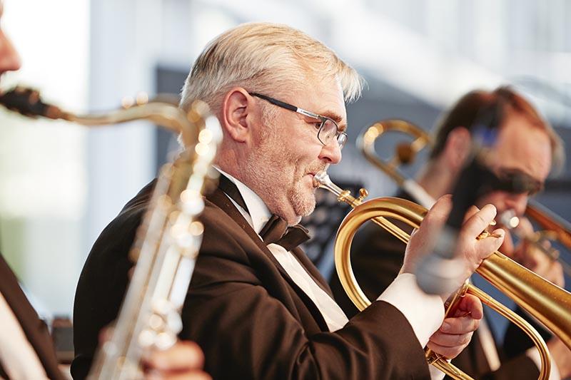Musikalische Unterstützung Wirtschaftsgala 2015